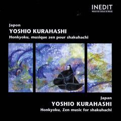 Japan - Honkyoku : Music for Shakuhachi-zen
