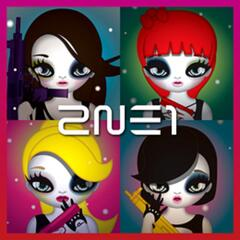 2NE1 1st Mini Album