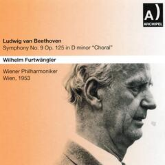 Ludwig Van Beethoven : Symphony No. 9, In D Minor, Op. 125 - Choral Par Furtwängler