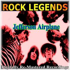 Rock Legends - Jefferson Airplane