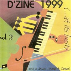 D'zine 1999 At Its Best, Vol. 2
