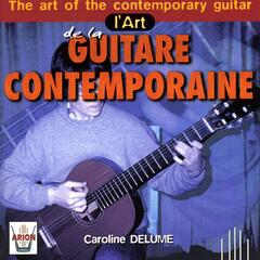 L'art de la guitare contemporaine