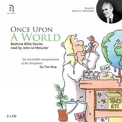 Once Upon a World - Bedtime Bible Stories Volume 1