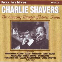 The amazing trumpet of mister charlie