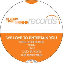 We Love To Entertain You EP