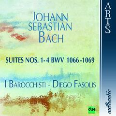 Bach: Suites Nos. 1-4, BWV 1066-1069