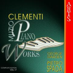 Clementi: Piano Works, Vol. 17