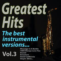 GREATEST HITS The best instrumental versions..., Vol. 3