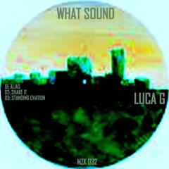 What Sound - EP