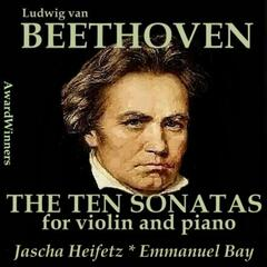 Beethoven, Vol. 09 - 10 Violin & Piano Sonates 2