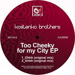 Too Cheeky for My City EP