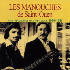 Les Manouches de Saint-Ouen - rare Recordings of Gypsy music 1969 - 1983