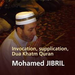 Invocation, supplication, Dua Khatm Quran