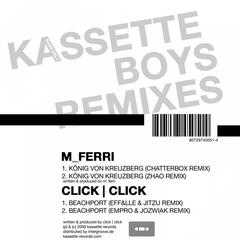Kassette Boys Remixes