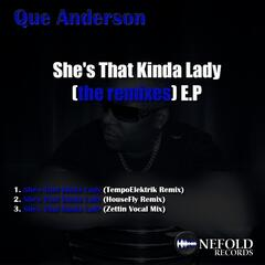 She's That Kinda Lady E.P