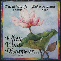 When Words Disappear . . .