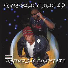 The Blacc Mac LP (Universal Chapter 1)