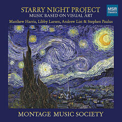 Starry Night Project, Music Based On Visual Art
