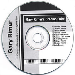 Gary Rimar's Dreams Suite