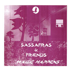 Sassafras and Freinds Magic Happens