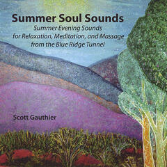 Summer Soul Sounds - Summer Evening Sounds for Relaxation, Meditation, and Massage from the Blue Ridge Tunnel