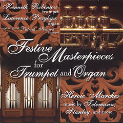 Festive Masterpieces for Trumpet and Organ