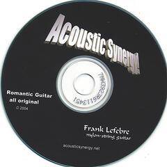 Acoustic Synergy! Romantic Guitar