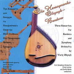 Three Concertos for Bandura