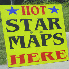 Hot Star Maps - EP