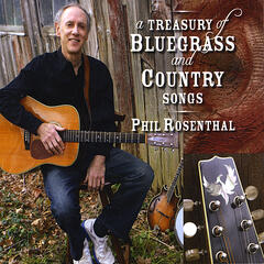 A Treasury of Bluegrass and Country Songs