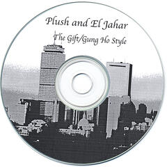 """The Gift/Gung Ho Style"" single"