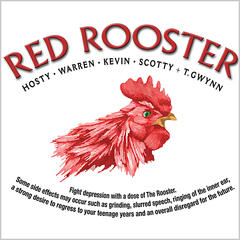 Rooster X-Mas