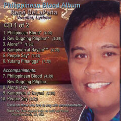 Philippinean Blood Album