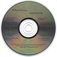 Robert Henry and Friends-From The Moment