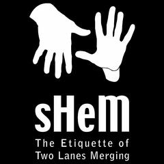The Etiquette of Two Lanes Merging