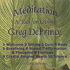 Meditation A Tool for Living