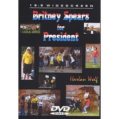 Britney Spears For President - CD/DVD Combo