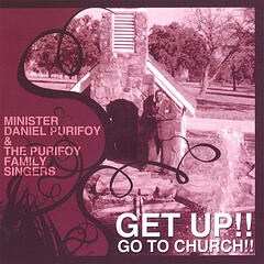 Get Up! Go To Church!