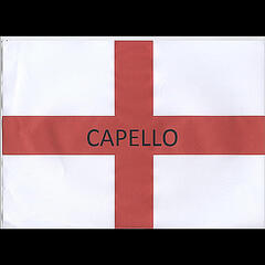 World Cup 2010 -England -  Capello