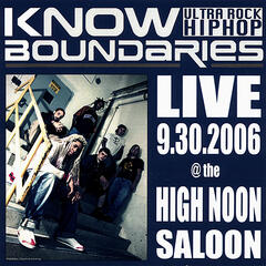 LIVE - 9.30.2006 @ the High Noon Saloon