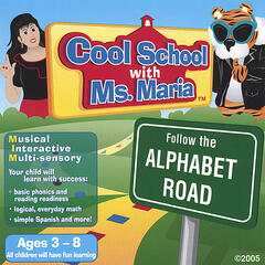 Cool School With Ms. Maria Follow the Alphabet Road