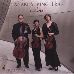 Janaki String Trio, Debut. Yarlung Records