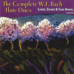 The Complete W.F. Bach Flute Duos