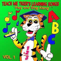 "Teach Me Tiger Learning Songs ""Play and Sing Along"""