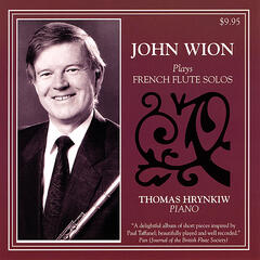 John Wion Plays French Flute Solos