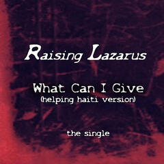 What Can I Give (Helping Haiti Version) - Single