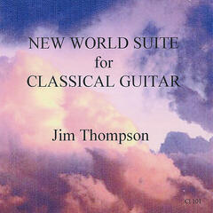 New World Suite for Classical Guitar