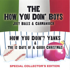 How You Doin'? Yanks & The 12 Days of a Guido Christmas
