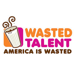 America Is Wasted