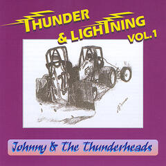 Thunder and Lighting, Vol. 1 (sprint car race music)